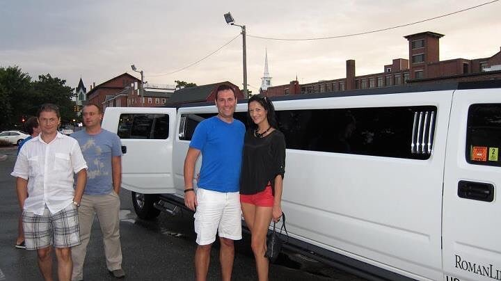 Birthday Party Hummer Limo