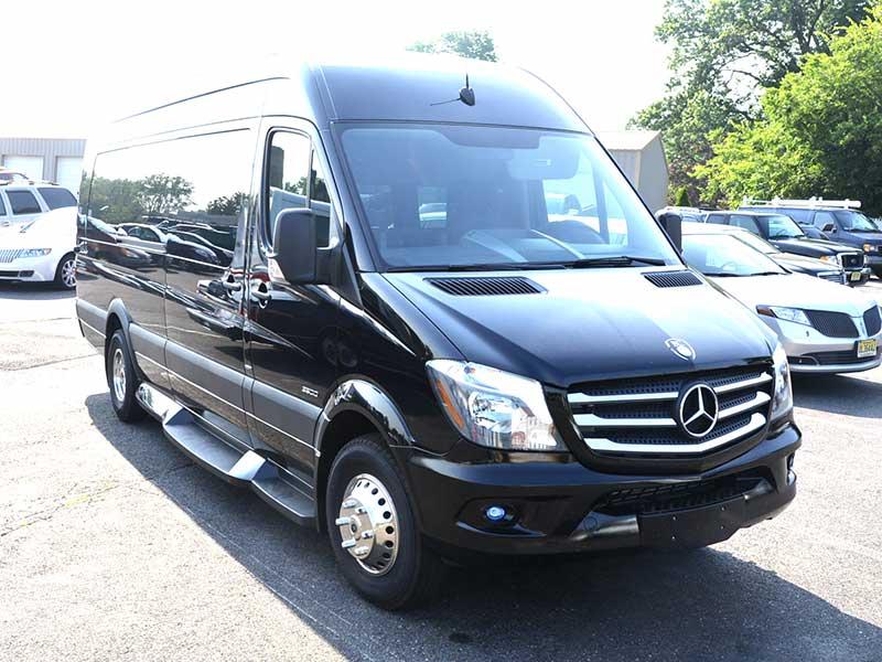 Mercedes Sprinter Passenger Van