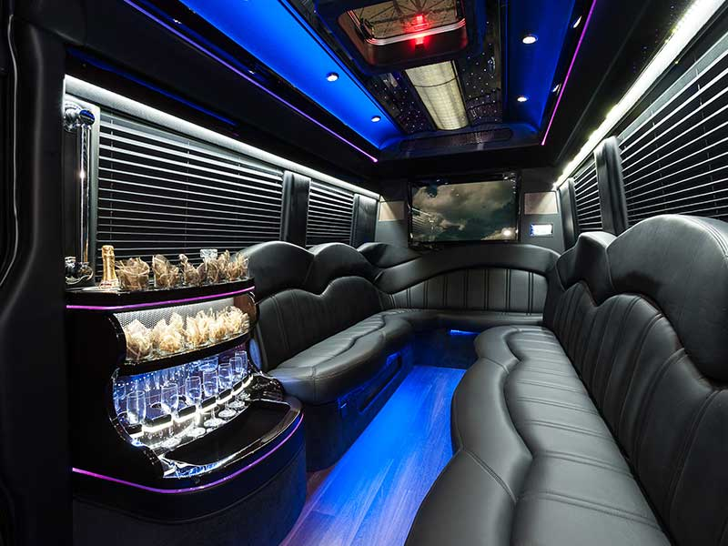 Rent A Mercedes Sprinter Limo In Boston Group
