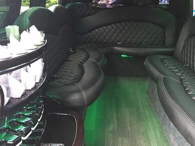 Custom Seating Limo