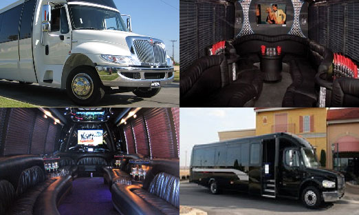 casino party bus