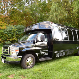 Limo Bus for up to 22 passengers