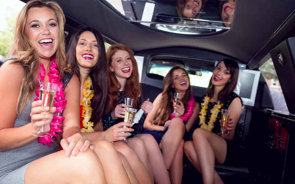 Bachelorette-limousine-service