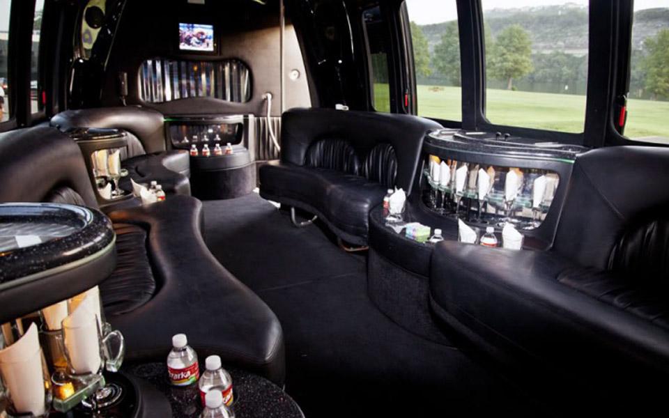 Mini Limo bus full setup