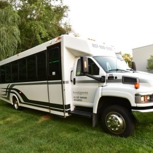 Club Party Bus Rate