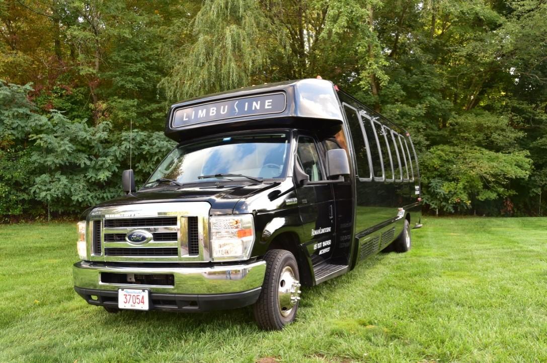Mini Limo Bus