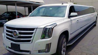 New Cadillac Escalade Limousine