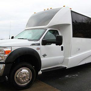 Party Bus 18 24 Passengers Exterior
