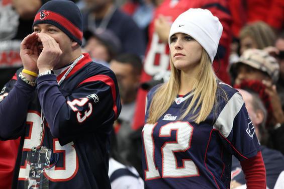 Patriot fans