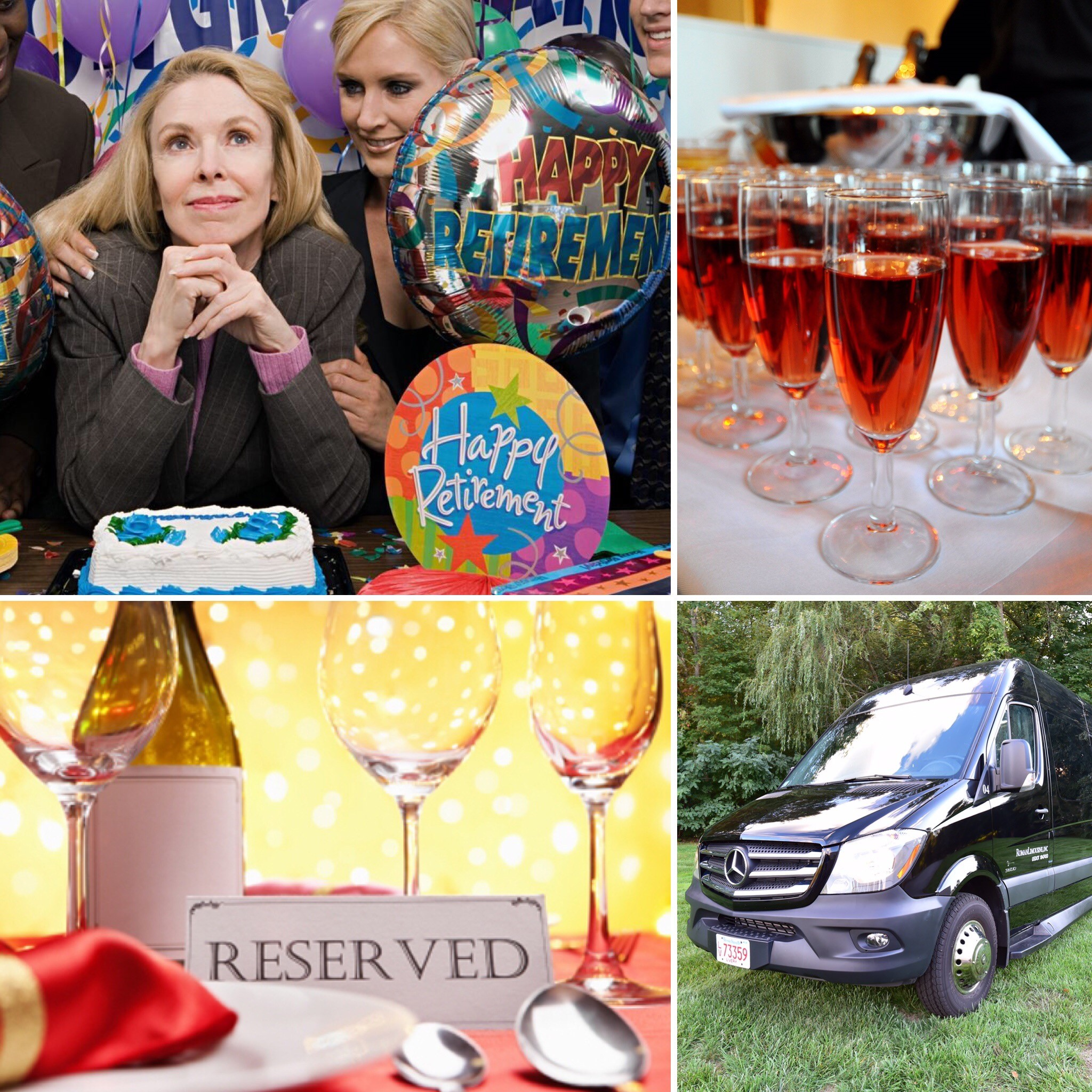 18th Birthday Party Ideas Limo Hire Party Bus: Special Occasions Limo Service, Special Event Party Bus