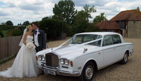 Newly Weds By Rolls Royce