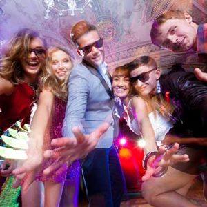 Fun Bachelor Party