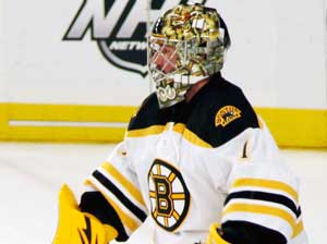 Boston Bruins Goalkeeper