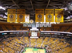 Boston Bruins Flags