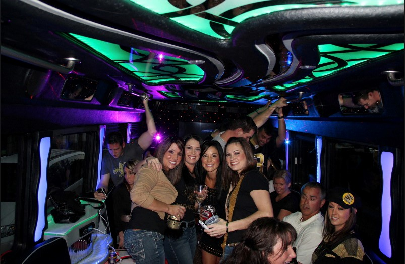 Party in the Party Bus