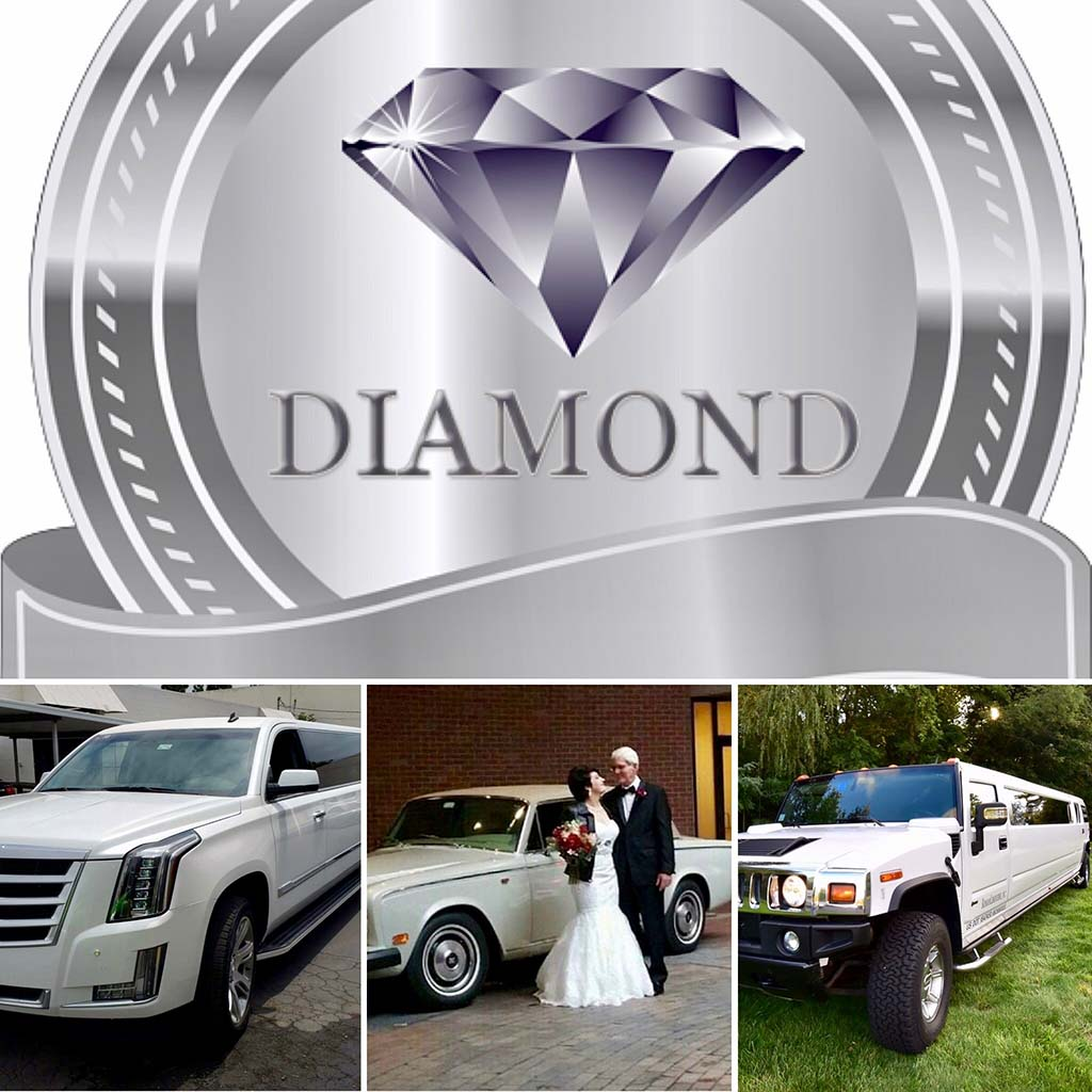 Diamond Package SUV and Rolls Royce