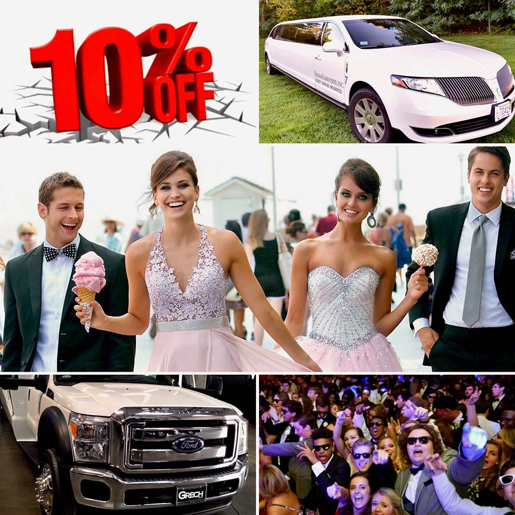 Limo Rental Prom Discount