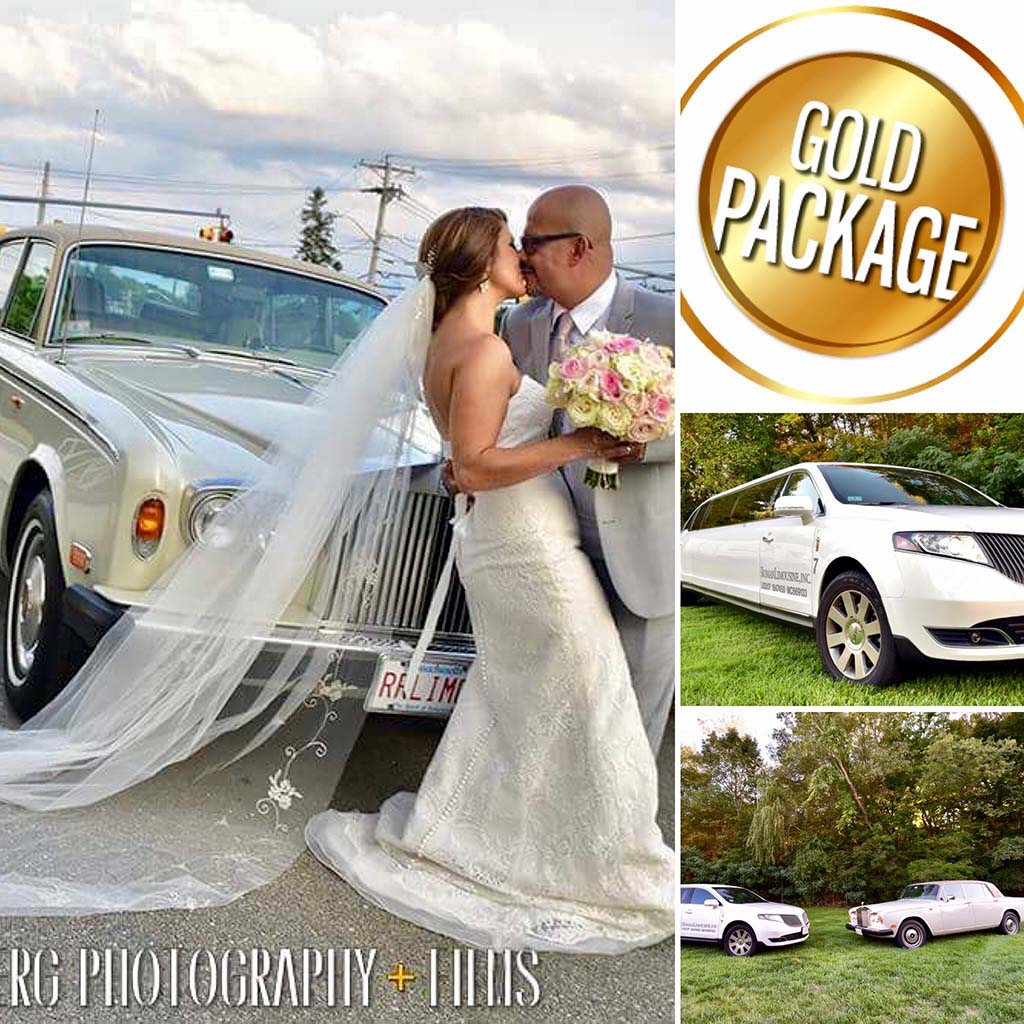 Gold Package Limo Rental