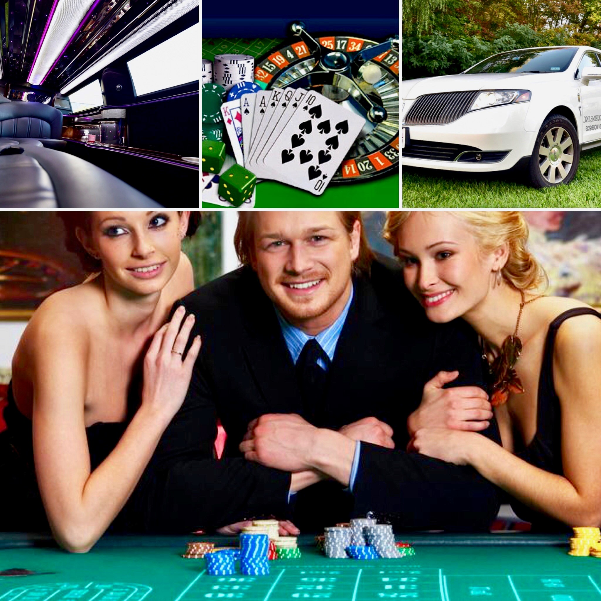 Casino High Roller package