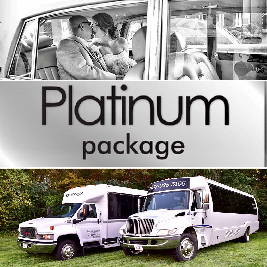 Platinum Package Deal limo rental