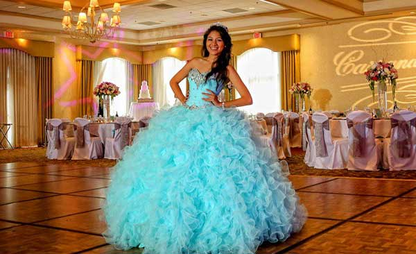 Qinceanera Perfect Dress