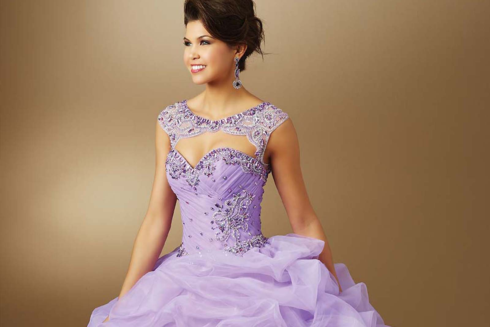Quinceanera beautiful dress
