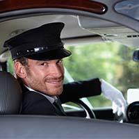 Limousine Rental Service Chauffeur