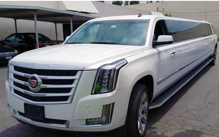 Cadillac Escalade Stretch SUV Limo