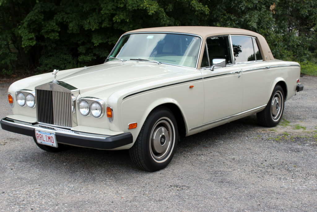 Vintage Rolls Royce Wedding Hire 52