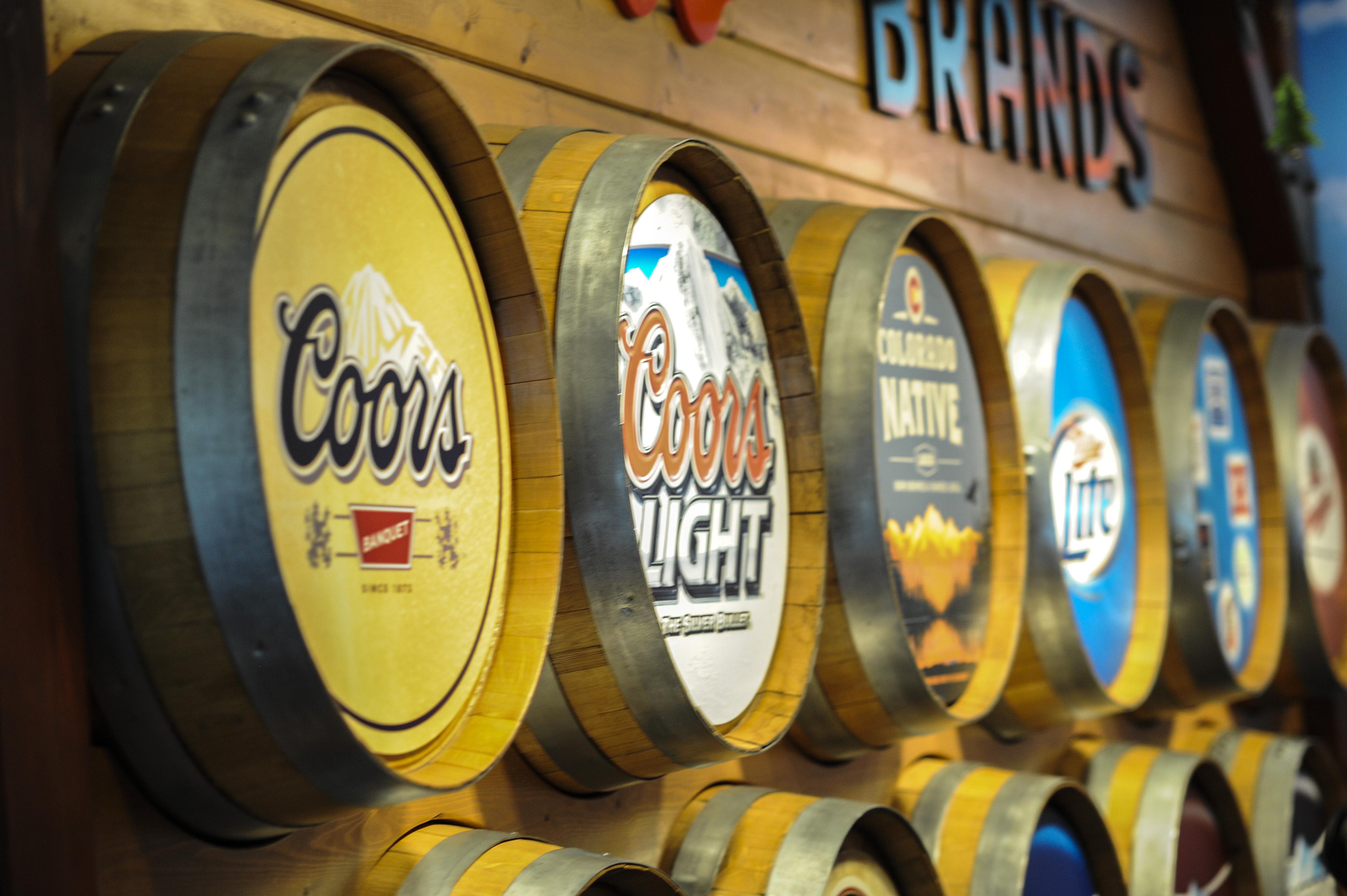 Brewery Tour Legendary Barrels