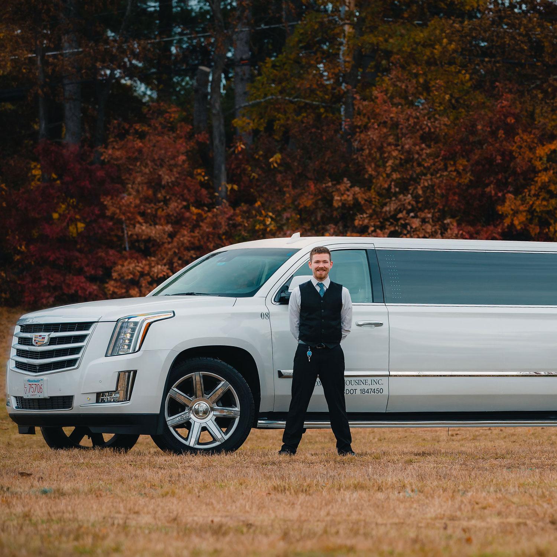 Cadillac Escalade Limousine Rental Boston