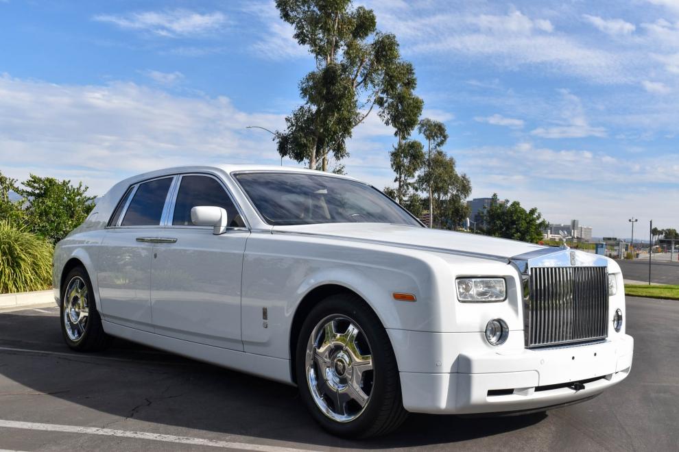 Rolls Royce Phantom for Weddings